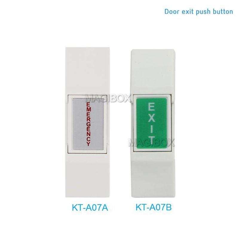 KT-A07 Narrow Type Door Exit Push Button Door release NO NC Model Door Access Control mamamoo 5th mini album purple a type release date 2017 06 23