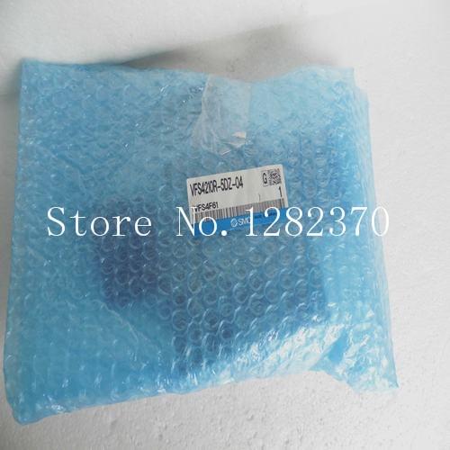[SA] New Japan genuine original SMC solenoid valve VFS4210R-5DZ-04 spot new original solenoid valve sy3120 5dz m5