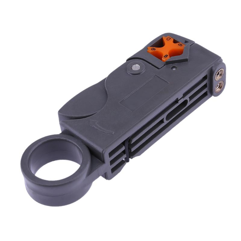 Koaxialkabel Abisolierzange RG6/RG59 Kompressions F Connector Tool ...