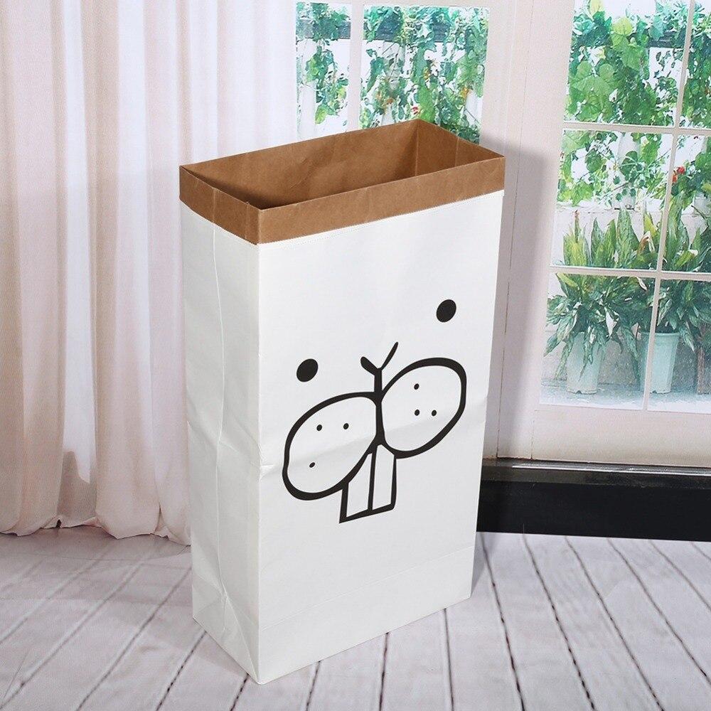 Cartoon Large Diaper Storage Bag Kids Diaper Bags Clothes Toys Organizer Children Baby Play Mat Children Room Decoration