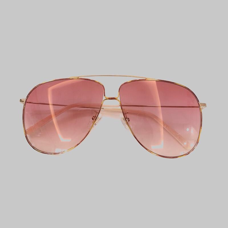high quality oval sunglasses women 2019 fashion luxury brand designer metal frame eyeglasses. Black Bedroom Furniture Sets. Home Design Ideas