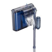 Skimmer-Remover Aquarium-Pump EXTERNAL-FILTER-BOX Fish-Tank Extended Waterfall To