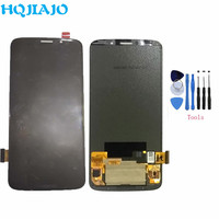 100% Test LCD For Motorola Moto Z3 Play XT1929 XT 1929 LCD Display Touch Screen Digitizer Assembly For Moto Z3 Play Replacement