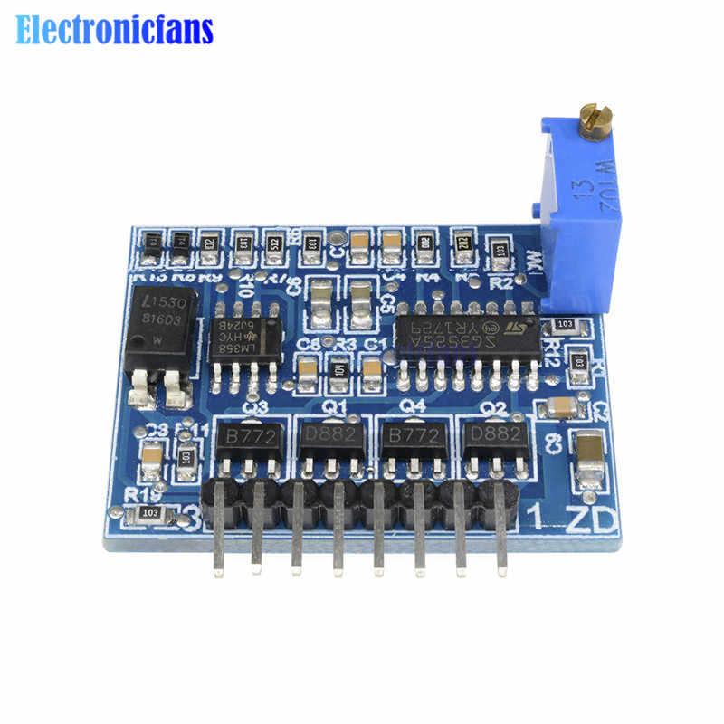 SG3525 LM358 Inverter Bordo di Driver 12 V-24 V Mixer Preamplificatore Drive di Frequenza Del Modulo Regolabile 1A