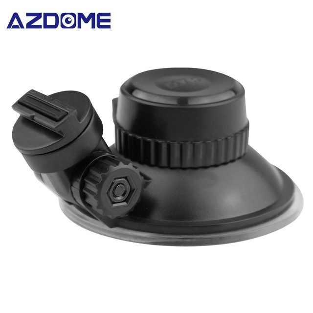 רכב DVR מחזיק עבור AZDOME M06 GS63H GS65H מצלמת דאש שמשה קדמית היניקה גביע הר מחזיק ABS נהיגה מקליט סוגר