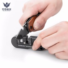 Tungsten carbide whetstone portable multi-function pocket tool