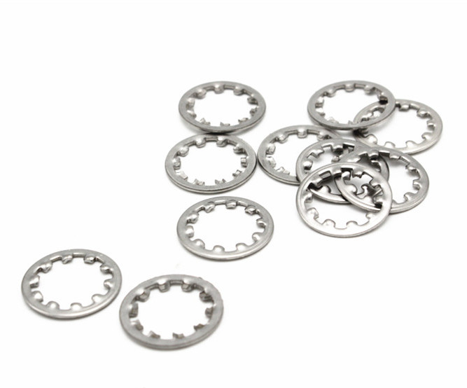 M3/M4/M5/M6/M8/M10/M12-M20 GB861 Internal Toothed Gasket Washer Lock Washer Internal Locking Washers 304 Stainless Steel m10 m12 m10 14 0 5 m10x14x0 5 m12 16 0 5 m12x16x0 5 id od thickness 2 304 stainless steel ss din125 washers plain plat washer