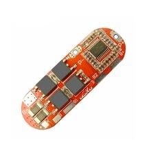 BMS 1S 2S 10A 3S 4S 5S 25A BMS 18650 литий-ионная Lipo литиевая батарея Защитная печатная плата модуль PCB PCM 18650 Lipo BMS зарядное устройство
