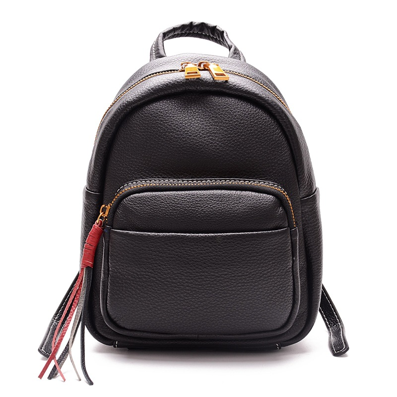Backpack Natural Soft Tassel Real Leather Backpacks Genuine First Layer Cow Leather Top Layer Cowhide Women Backpack School Bags moto gp 2018 summer for yamaha jacket winter motorcycle racing pants jackets for men chaqueta suit protector pads motor trousers