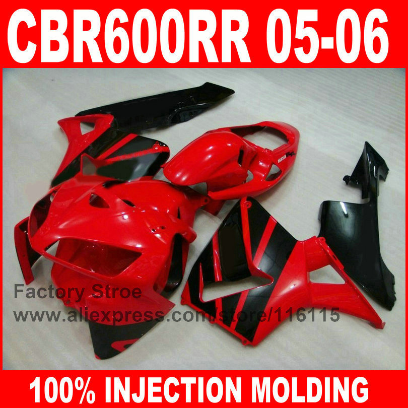7gifts Injection Molding Parts For Honda Cbr600rr 2005 2006 Cbr 600