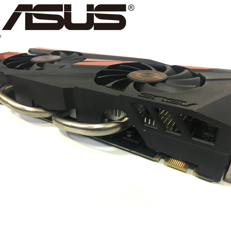 ASUS Video Graphics Card GTX 960 With 2GB 128Bit GDDR5 for NVIDIA GPU 2