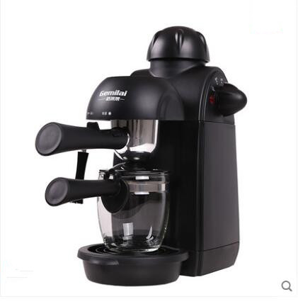Italian High Pressure Steam Semi-automatic Espresso Coffee Machine for Home Comercial Milk Bubble Coffee Makers