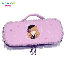 New Children Stationery Case Girls Pupils Large Capacity Creativ Authentic Pencil Multifunctional Pencil Box Lace Cute Princess