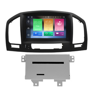 Image 2 - אנדרואיד 10.0 רכב dvd סטריאו רדיו נגן עבור אופל ווקסהול Insignia CD300 CD400 2009 2012 אוטומטי וידאו GPS ניווט מולטימדיה