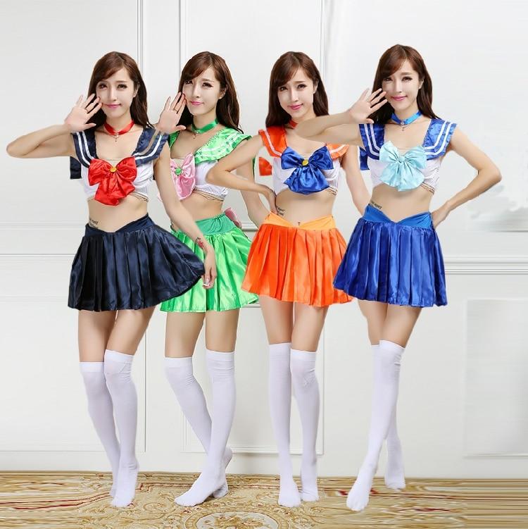 Sexy sailor mars costume