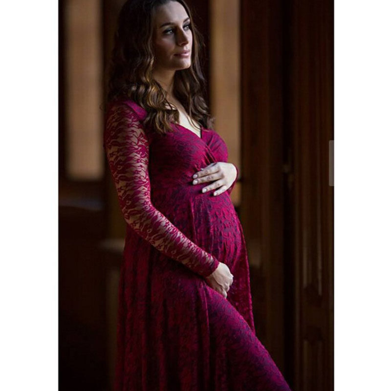 Sexy Evening Dress Pregnancy Dress Photography Maternity Dresses For Photo Shoot Clothing For Pregnant Women Vestidos ShootingSexy Evening Dress Pregnancy Dress Photography Maternity Dresses For Photo Shoot Clothing For Pregnant Women Vestidos Shooting