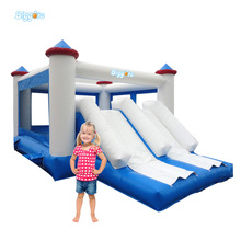 Commercial Grade Inflatable Bouncy Castle Combo Slide For Sale