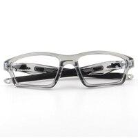 Vazrobe Sports Glasses Frame Men Women TR90 Eyeglasses Man Prescription Spectacles Anti Skip for Photochromic Optic Lens Eyewear