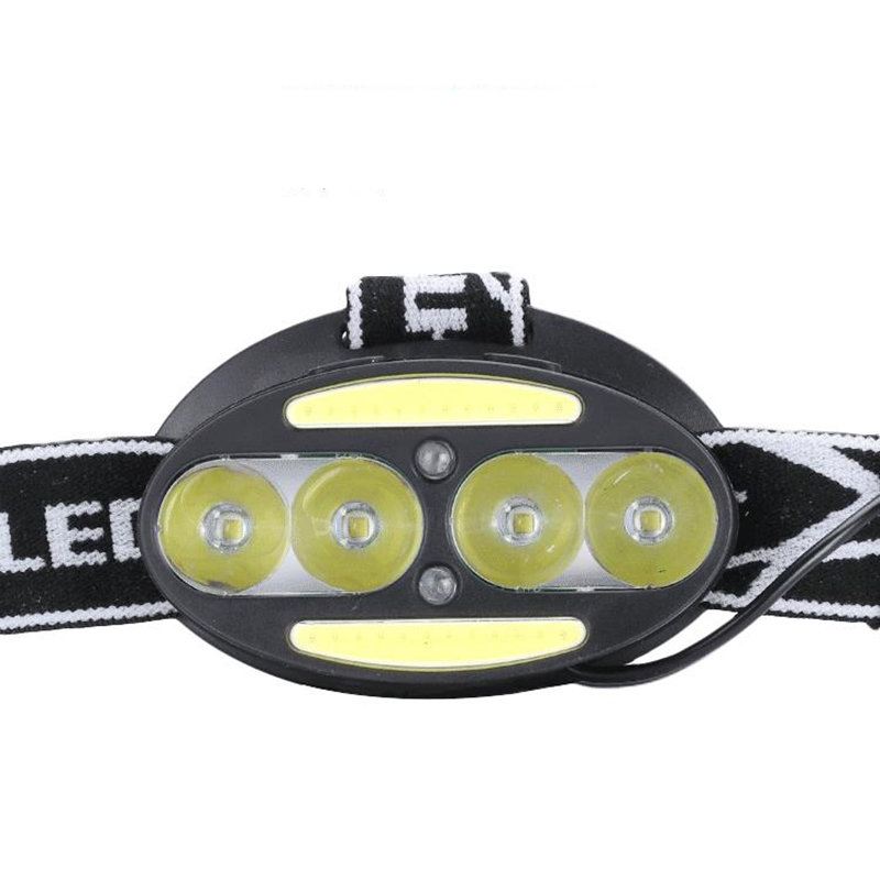 Last Head Headlamp USB 13