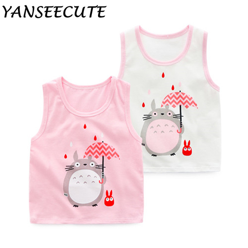girls underwear  topic for girls camisoles children clothes  girls clothes  camisole cotton WYL5028-1P 1PCS/LOT