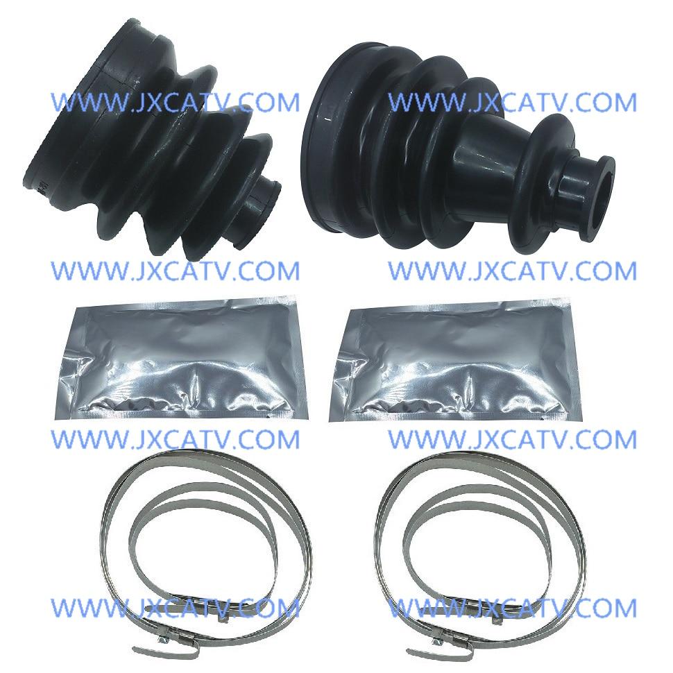 Us 1299 Cv Boot Kits Of Axle Drive Shaft Fits For Yamaha 450 Rhino Yxr450 2006 2009 660 Grizzly Yfm660 2003 2008 660 Rhino Yxr660 06 07 In Atv