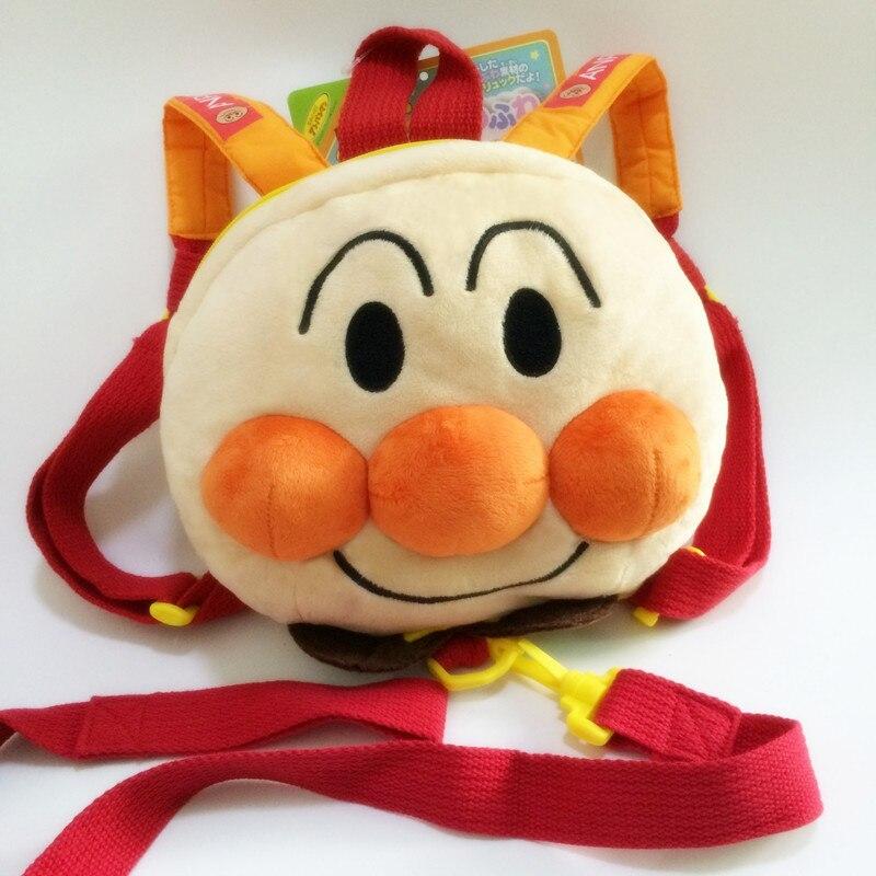WYNLZQ Baby Kindergarten Cartoon School Bags Children Cute Plush Backpacks For Kindergarten Boys Girls Lovely Candy Bag Toys New