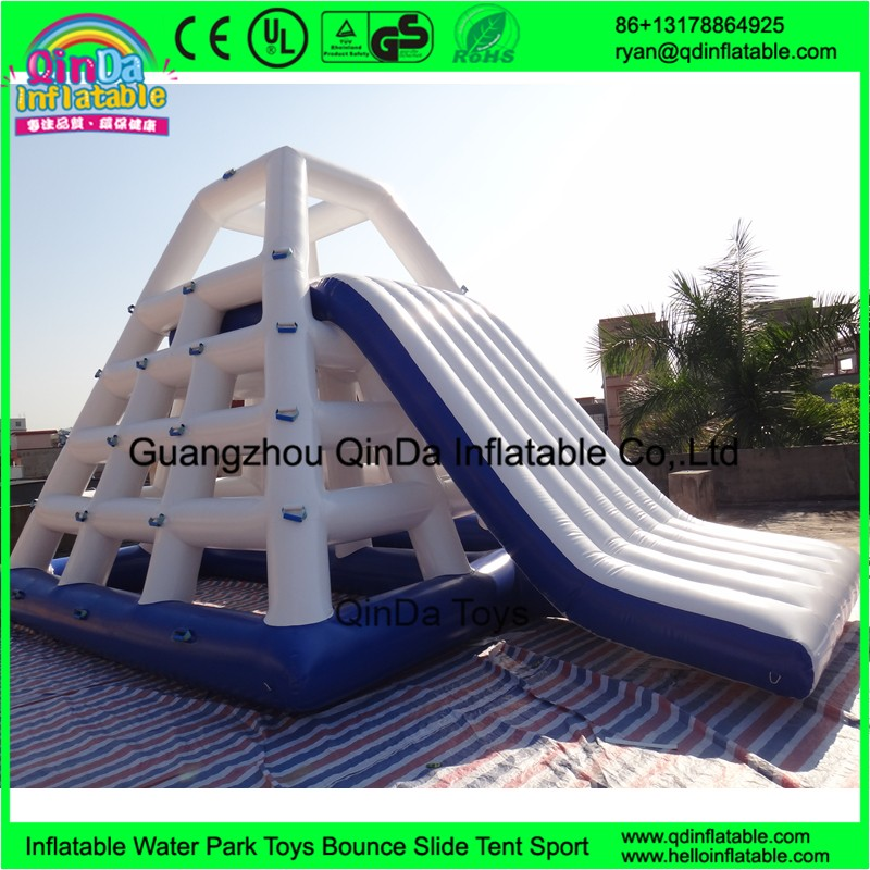 1 Inflatable Floating Water Slide02