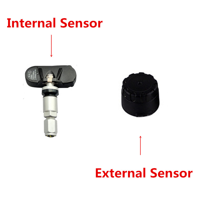 1PCS For TP620 TPMS Tire Pressure Sensor Internal Or External TPMS Tire Pressure Sensors Inductor цена
