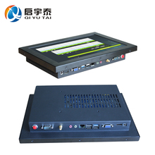 12» embedded computer Resistive touch wide screen Resolution 1280×800 4gb ddr3 32g ssd industrial PC with intel C1037U 1.8GHz