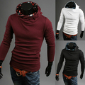 2014 autumn and winter casual men hoodies and  Fashion Slim suitable hoodies men's PW12 M-XXL