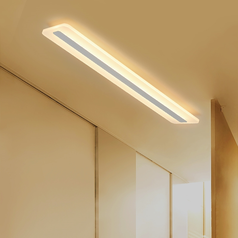 Ceiling Led Lights Flipkart : Aliexpress buy a simple long strip led ceiling