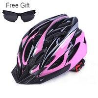 2016 Hot High Quality Bike Bicycle Cycling Helmet MTB Road Mountain Helmet Ultralight Integrally Molded EPS