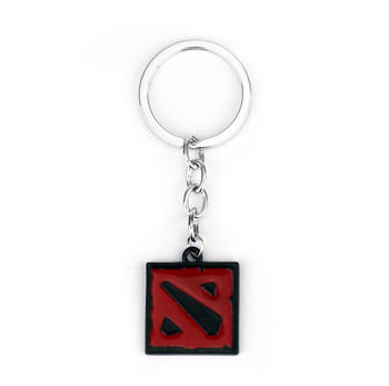 Dota 2 keychain Pudge Toys set New Game Dota2 Weapons Sword Talisman Props Ornaments Car Styling Decor Gift for Player Game Gift 2