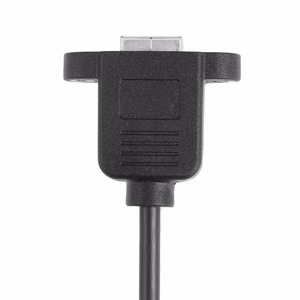 Image 5 - Elbow Connector USB B/F to USB B/M Charging Data Cable 90 Degree L Shaped USB Type B Male to Female Wire for Printer Scanner