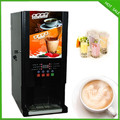 free shipping Asian 3 in 1  hot and cold hot coffee drinkings instant coffee vending machine milk vending machine