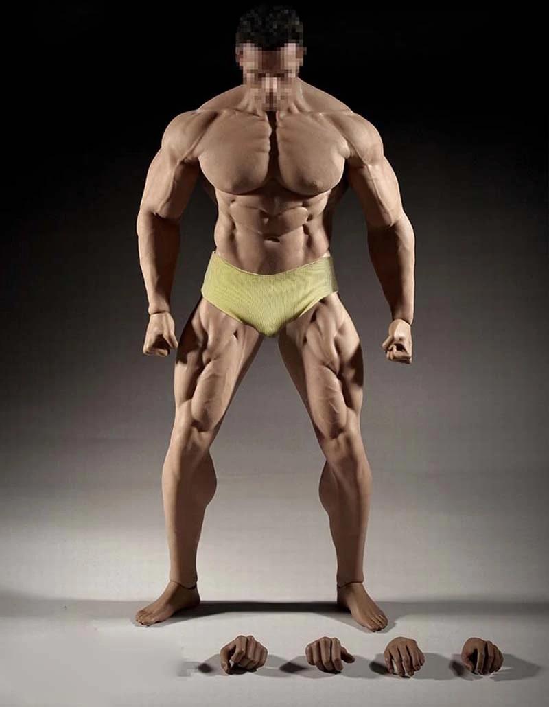 TBLeague Phicen M35 Super-Flexible Male Seamless Muscular Body 1//6