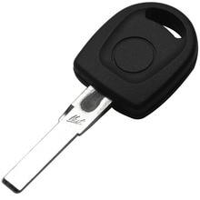 Ключа автомобиля Бланк Shell для Volkswagen B5 VW Passat Транспондерный Ключ Случае HU66 Ключ Крышка