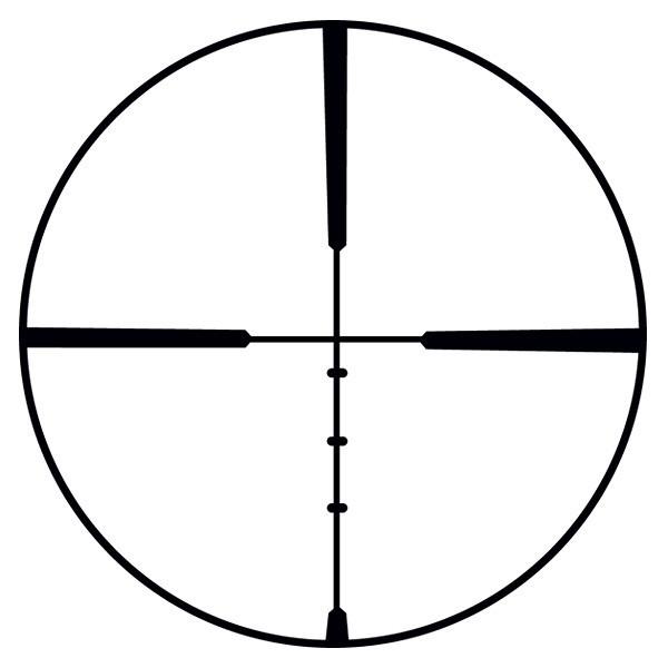 VO Corax 2-7x32 Reticle 1