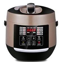 DMWD Электрический Давление Плита 220V 3L Мини Смарт риса Плита тушения кастрюля для супа Торт 10 меню на возраст 1 до 3 лет людей 24-часовой формат Часов назначение