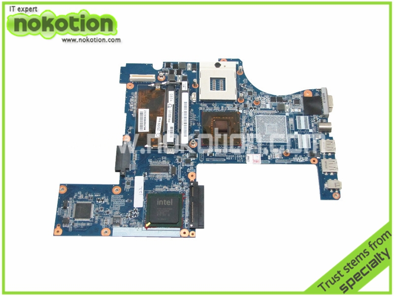 Laptop Motherboard For Sony Vaio VGN-CR290 Intel Mother board A1337184A MBX-177A GM965 DDR2 laptop bottom case for sony vgn fw355j vgn fw378j 013 000a 8129 a