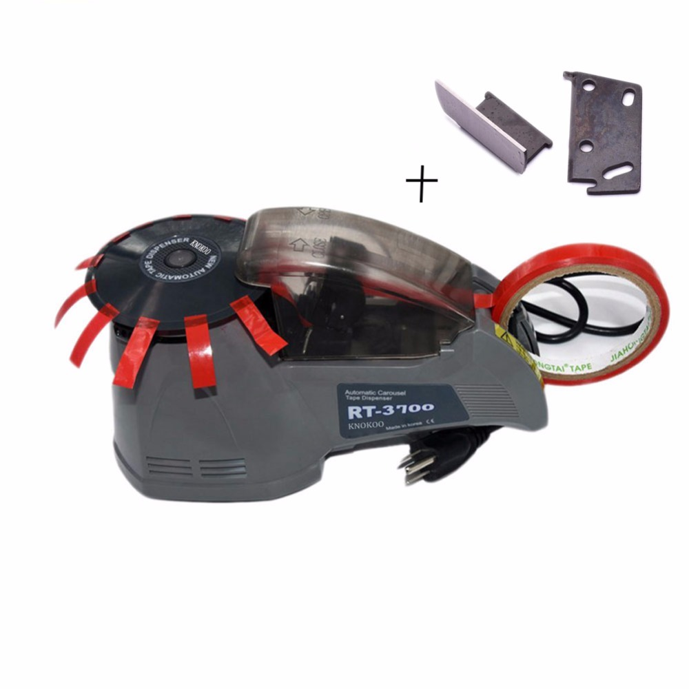 Automatic Tape Dispenser Machine RT-3700 Auto Adhesive Tape Dispenser for Masking Tape and Paper Tape