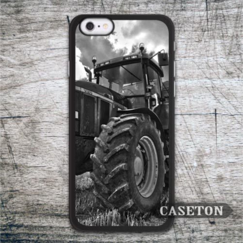 Vintage John Deere Car Case For iPhone 7 6 6s Plus 5 5s SE 5c 4 4s and For iPod 5 Classic Retro Protective Cases Free Shipping