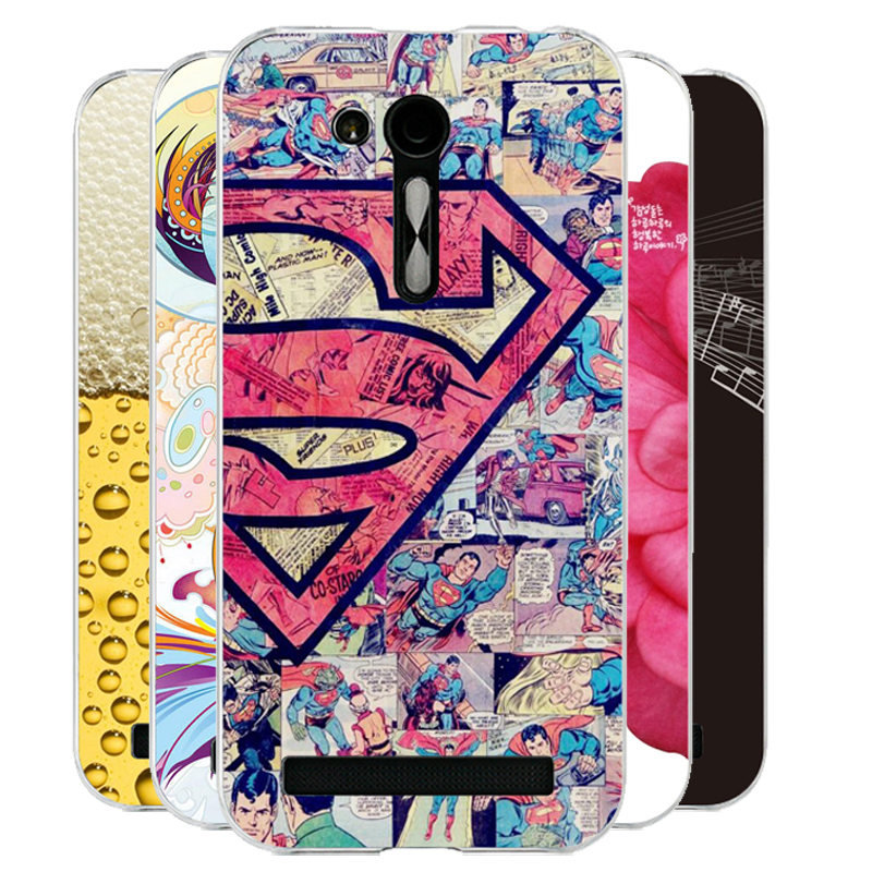 Case For Asus Zenfone Go Zb452kg 4 5 Perfect Design Painting Back Cover Case Protective Mobile
