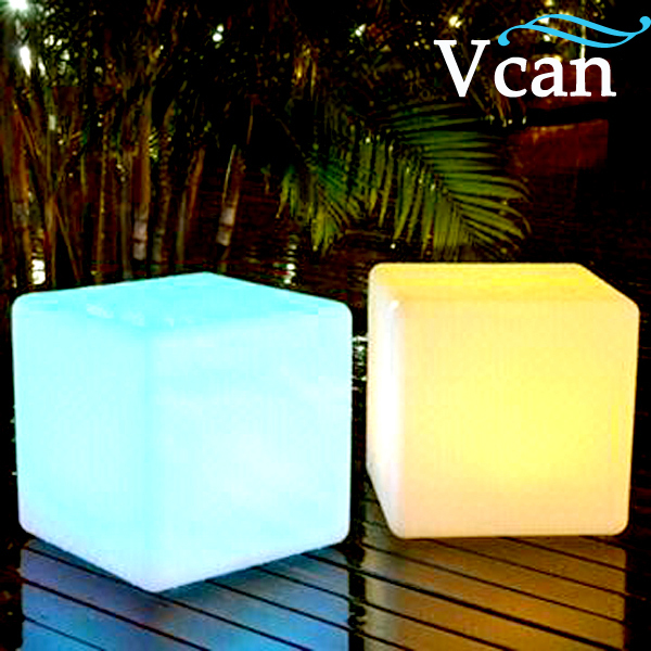 Best Quality Waterproof Outdoor LED Cube VC-A400 furniture to eventing in 2016