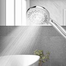 G1/2 Adjustable Shower Head Set Muitifunction Bathroom Sprayer for Showering pommeau de douche
