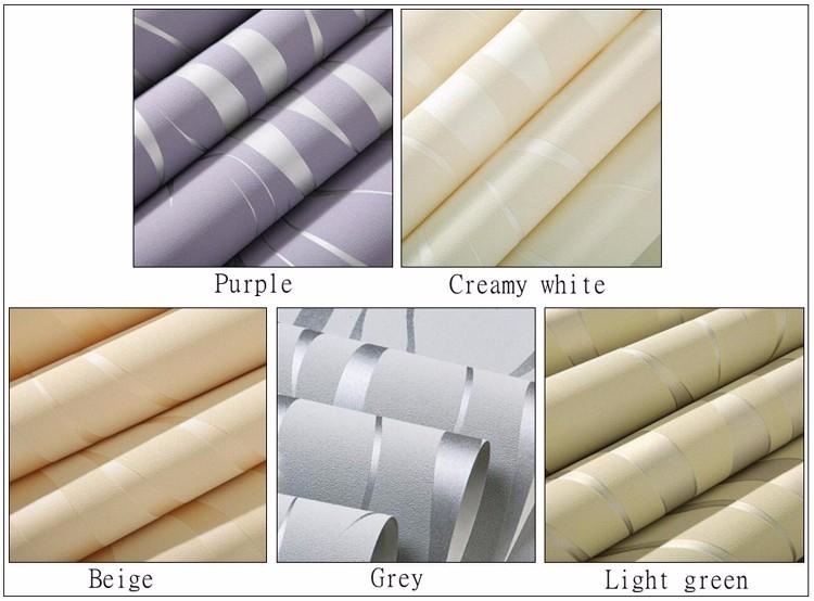 Nowoczesny luksus 3D tapety pasków tapeta papel de parede adamaszku papieru dla salon sypialnia TV kanapa tle ściany R178 5