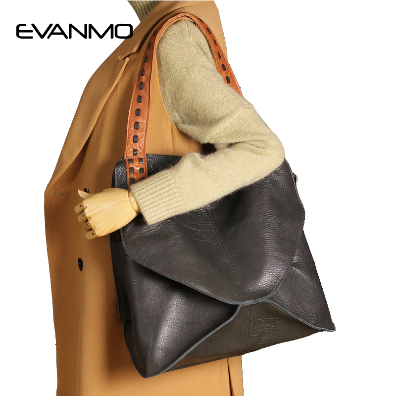 2019 New Arrived Summer Bags 100% Genuine Leather Handbags Large Capacity  Hot Design Women Bags Multifunction Shoulder Bag