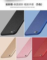 ZUK Z2 frosted TPU case for lenovo zuk z2 (5.0'') matte silicone back phone cover case fundas for Lenovo zuk z2
