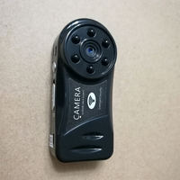 Smallest Full HD 720P Mini DV DVR Camera Camcorder IR Night Vision DVR MINI DV Security