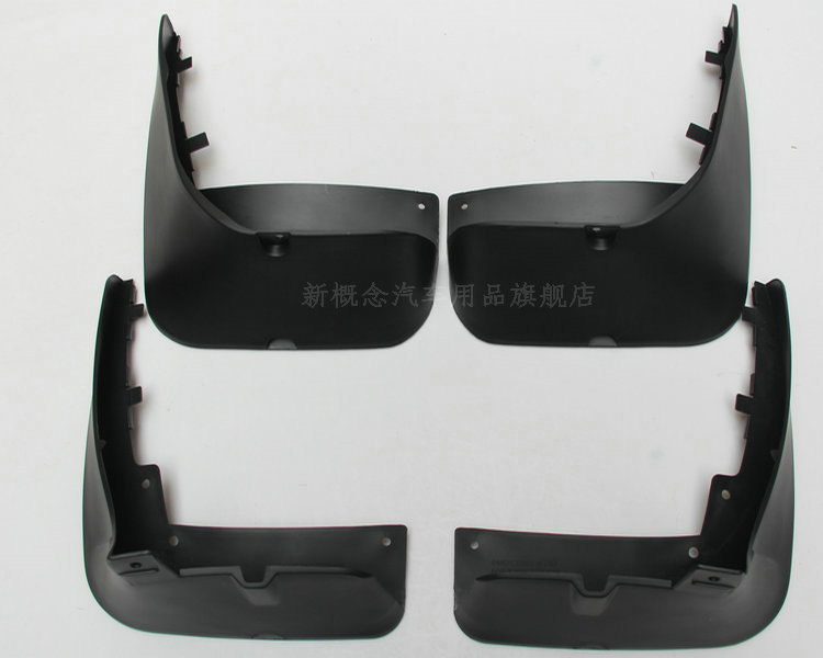 Splash Guard Mud Flaps Fenders Mudguards For Mercedes Benz S-Class 08-12 W221 S350 S450 S550 2008 2009 2010 2011 вытяжка maunfeld cascada quart 60 белый